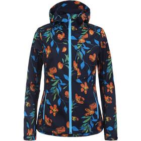 Icepeak Belleville Softshell Jacket Women, azul/Multicolor